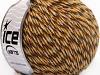 Wool Light Gold Brown Black Beige
