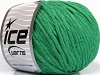Natural Cotton Bulky Green