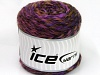 Cakes Wool Chunky Colors Purple Shades Brown Shades