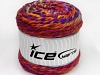Cakes Wool Chunky Colors Yellow Red Purple Orange