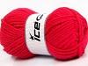 Wool Bulky Glitz Candy Pink