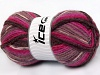 Jacquard Purple Maroon Lilac Fuchsia