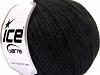 Wool Fine Black