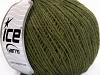 Wool Fine Dark Green