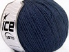 Wool Fine Dark Navy