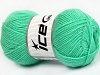 Baby Wool Mint Green
