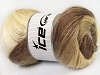 Mohair Active Camel Brown Shades Beige