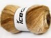 Mohair Active Cream Brown Shades