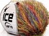 Eyelash Colorful Rainbow