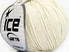 Organic Baby Cotton Ecru