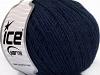 Wool Fine Navy
