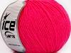 Wool Light Neon Pink