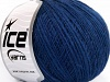 Flamme Wool Fine Navy