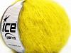 Piumotto Mohair Neon Yellow