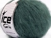 Piumotto Mohair Hunter Green