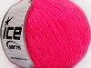Ralph Mohair Neon Pink