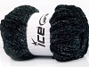 Chenille Lights White Black