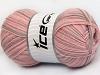 Magic Sock Pink Shades Light Camel