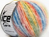 Sale Mohair-Wool Blend Rainbow