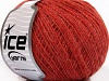 Wool Cord Sport Tomato Red