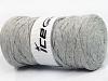 Jumbo Cotton Ribbon Grey
