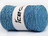 Macrame Cotton Glitz Light Blue