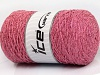 Macrame Cotton Glitz Light Pink