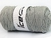 Macrame Cotton Bulky Light Grey