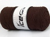 Macrame Cotton Dark Brown