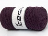 Macrame Cotton Purple