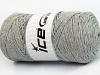 Macrame Cotton Light Grey