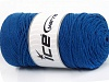 Macrame Cotton Bulky Blue