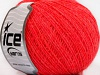 Wool Cord Sport Neon Red