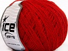 Acryl Cord Fine Red