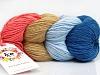 Art Color Cotton Salmon Light Blue Camel Blue