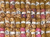 Mixed Lot Ribbon Yarns