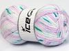 Baby Design White Light Lilac Shades Blue