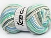 GumBall White Mint Green Grey Blue