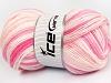 GumBall White Pink Shades