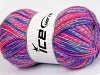 Baby Mix Salmon Pink Shades Lilac Blue Shades