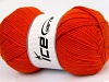Classic Aran Dark Orange