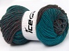 Fantasia Turquoise Rose Brown