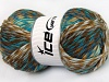 Harmony Turquoise Shades Light Grey Brown Shades