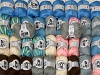 Mixed Lot Baby Merino Deluxe, Pure Bamboo