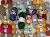 Mixed Lot Fancy Yarns
