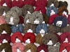 Mixed Lot Boucle Yarns