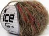 Sale Eyelash Blend Green Fuchsia Brown