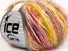Sale Eyelash Blend Yellow White Red Camel
