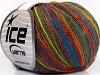 Sale Mohair-Wool Blend Rainbow Grey