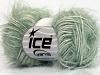 Sale Eyelash Blend White Mint Green